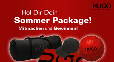 Hugo Summer Package